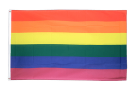 Large Rainbow Flag - 5x8 ft
