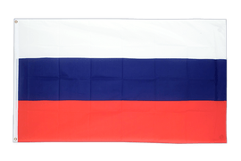 Russia - 5x8 ft Flag