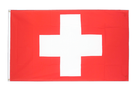 Large Flag Switzerland - 5x8 ft