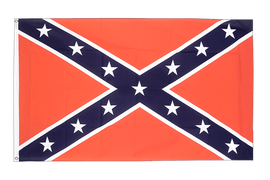 Large Flag USA Southern United States - 5x8 ft