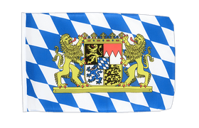 Bavaria lion - 12x18 in Flag