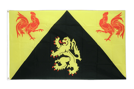 Walloon Brabant - 3x5 ft Flag