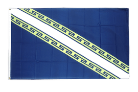 Champagne-Ardenne - 3x5 ft Flag