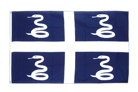 Martinique - 3x5 ft Flag