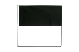 Cheap Fribourg Flag - 3x3 ft