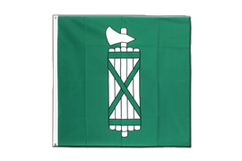 Cheap St. Gallen Flag - 3x3 ft
