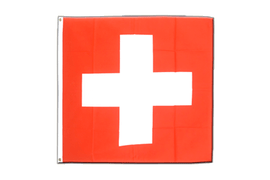 Switzerland Flag - 5x5 ft