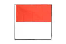 Solothurn Flag - 5x5 ft