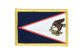 American Samoa - Flag Patch