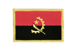 Angola - Flag Patch