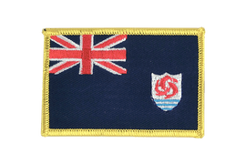 Anguilla - Flag Patch