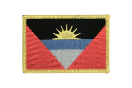 Antigua and Barbuda - Flag Patch