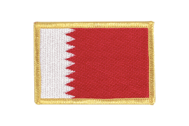 Bahrain - Flag Patch