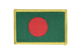 Bangladesh - Flag Patch