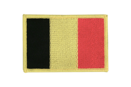Belgium - Flag Patch