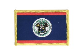 Belize - Flag Patch