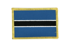 Botswana - Flag Patch