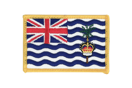 British Indian Ocean Territory - Flag Patch