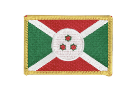 Burundi - Flag Patch