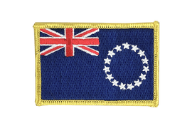 Cook Islands - Flag Patch