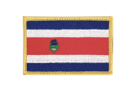 Costa Rica - Flag Patch