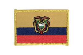 Ecuador - Flag Patch