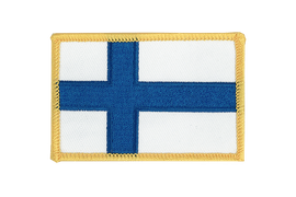Finland - Flag Patch