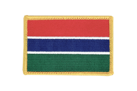 Gambia - Flag Patch