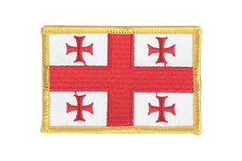 Georgia - Flag Patch