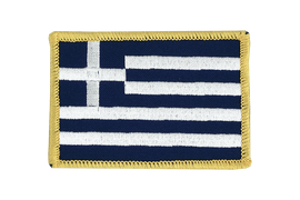 Greece - Flag Patch
