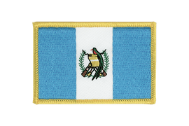 Guatemala - Flag Patch