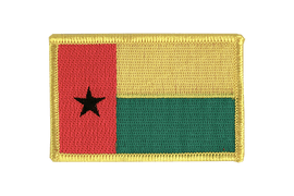 Guinea-Bissau - Flag Patch