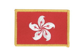 Hong Kong - Flag Patch