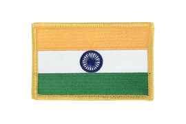 India - Flag Patch