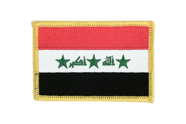 Iraq 2004-2008 - Flag Patch
