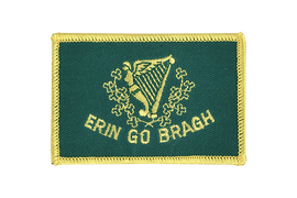 Erin Go Bragh - Flag Patch