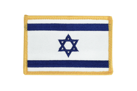 Israel - Flag Patch