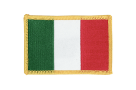Italy - Flag Patch
