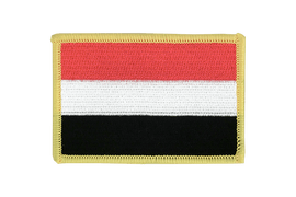 Yemen - Flag Patch