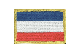 Yugoslavia old - Flag Patch