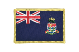 Cayman Islands - Flag Patch