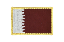 Qatar - Flag Patch