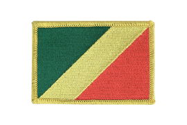 Congo - Flag Patch