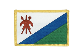 Lesotho old - Flag Patch
