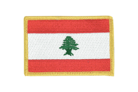 Lebanon - Flag Patch