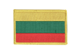 Lithuania - Flag Patch