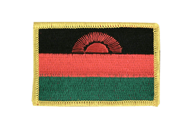 Malawi new - Flag Patch