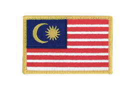 Malaysia - Flag Patch