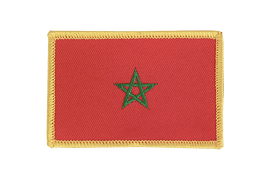 Morocco - Flag Patch