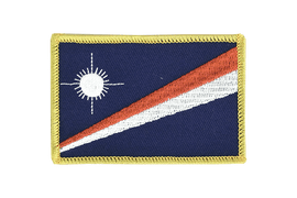 Marshall Islands - Flag Patch